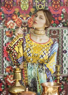 Pick of the Day feat. Ali Xeeshan's Pret Eid Collection for Warda | Sunday