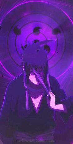 | Save & Follow | Sasuke Uchiha • Live Wallpaper • Naruto Shippuden