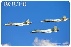 PAK FA T50