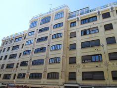 La Casa de los Lagartos, Mejía Lequerica, 1. Madrid by voces, via Flickr