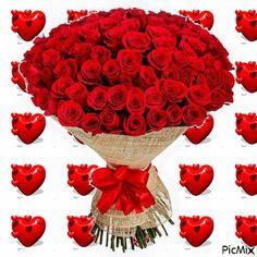Foto:  rosas para alegrar seu dia bjsss