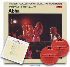 """This Abba compilation album with the catchy title """"The Best Collection Of World Popular Music, Pops And Vocal-13"""" was released on vinyl in South Korea - visit my blog for more info #Abba #Agnetha #Frida #Vinyl #SouthKorea http://abbafansblog.blogspot.co.uk/2017/02/abba-compilation_16.html"""
