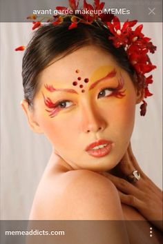 What You Need to Know About Avant Garde Makeup - Glam Bistro Little Red Corvette, Without Makeup, Fantasy Makeup, Every Woman, Eye Color, Need To Know, Eye Makeup, Make Up, Womens Fashion