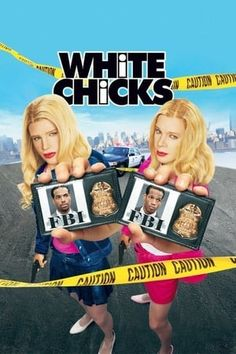 From the director of Scary Movie comes White Chicks, a gender-bending, gut-busting comedy starring funnymen Shawn Wayans and Marlon Wayans. Comedy Movies, Scary Movies, Great Movies, Hd Movies, Movies Online, Awesome Movies, Movies 2019, Pixar Movies, Iconic Movies