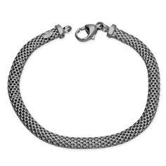 Prześliczna Srebrna bransoletka o ciekawym wzorze - Biżuteria srebrna dla każdego tania w sklepie internetowym Silvea