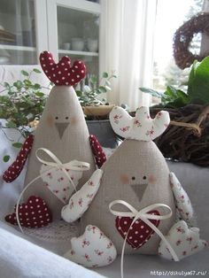 1391961118 580 crafts for babies Easter Crafts, Felt Crafts, Fabric Crafts, Diy And Crafts, Christmas Crafts, Arts And Crafts, Christmas Ornaments, Easter Decor, Christmas Decorations
