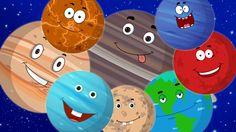 Planet Song   Preschool   Solar System Song