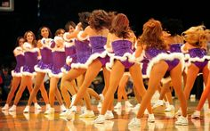 Los Angeles Laker Girls Christmas Outfits
