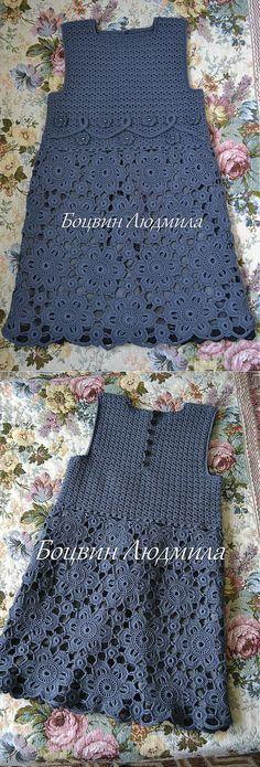 вязание крючком - Самое интересное в блогах