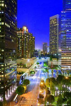 I want to go to Los Angeles, California, USA because I want to see Hollywood stars! #MustiXigo