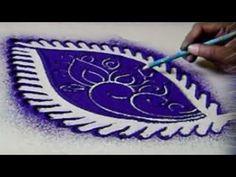 Diwali Special - Rangoli Design 1 (+playlist)