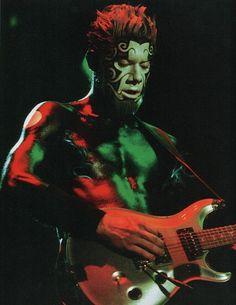 Wes Borland - Guitarist, Limp Bizkit