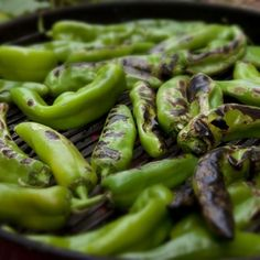 Roast Hatch Chiles at Home: Throw 'em on the grill! - Sprouts Farmers Market - sprouts.com #GreatGrillin