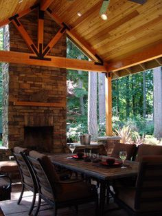Outdoor living spaces - the basics