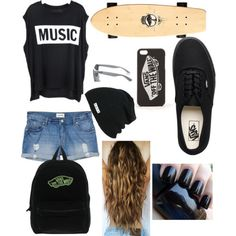skater girl Shop Womens Beanies at edgywomensfashion Skater Girl Outfits Beanies edgywomensfashion Girl neffheadwearcom Shop Skater WOMENS Hipster Outfits, Grunge Outfits, Skater Girl Outfits, Tomboy Outfits, Skater Girls, Casual Outfits, Vans Outfit, Emo Outfits, Disney Outfits