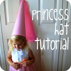 How-To: Princess Hat from Maker Mama