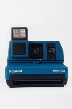 Rare and unique camera refurbished by the photograph experts at Impossible Project. Exclusive to #urbanoutfitters!