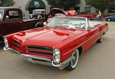 1966 Pontiac Catalina 2-Door Convertible....uhm!  More Cargasm!!!!