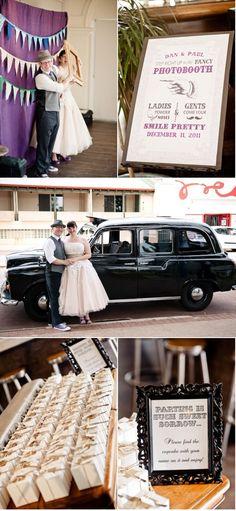 nice wedding blog