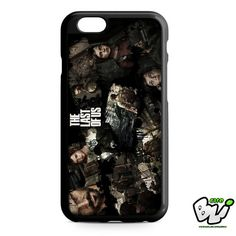 Game The Last Of Us iPhone 6 Case   iPhone 6S Case
