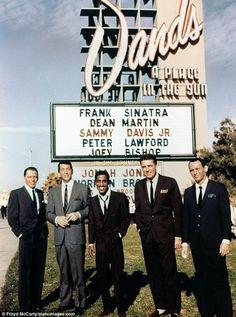 http://fashion-makeup1.blogspot.com - Rat Pack Frank Sinatra Dean Martin Sammy Davis Jr. Peter Lawford Joey Bishop