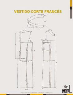 modelist kitapları: Manual-de-Patronaje-Basico-e-Interpretacion-de-Disenos Clothing Patterns, Dress Patterns, Sewing Patterns, Sewing Doll Clothes, Sewing Dolls, Pattern Books, Pattern Paper, Pattern Drafting Tutorials, Fashion Templates