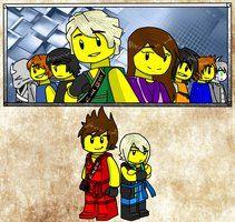 Lego ninjago OCS #05 by MaylovesAkidah