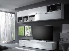 LC Mobili Wall Unit Club Composition 7