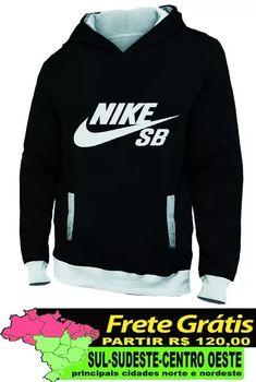 Blusa Moletom Sb Niike Skate Moleton Naike Air Camiseta Frio 7f855bef2ebef