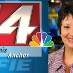 Ann Komis anchor on WFIE out of Evansville Ind. retiring 7/18/14