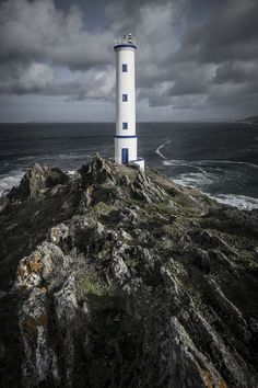 Faro de Cabo Home, Cangass de Morazzo, Spain