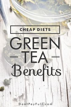 If you are looking to lose weight without spending big bucks or having to change your whole lifestyle, have a cup of tea and think about it. If that cup of tea was green tea, have a few more cups, and you could be on the way to finding your answer to losing some of those extra pounds. #DontPayFull
