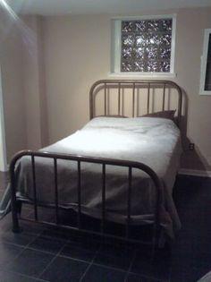 full brass bed - $100 (east atlanta)