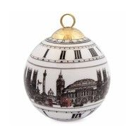 $44 Halcyon Days London Icon Bauble