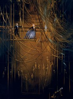 Anne Bachelier The Phantom of the Opera: In the Rafters