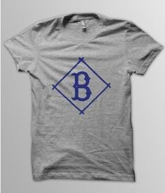 The original logo for the Brooklyn Dodgers through 1957.