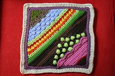 Ravelry: June Bloom pattern by Donna Kay Lacey