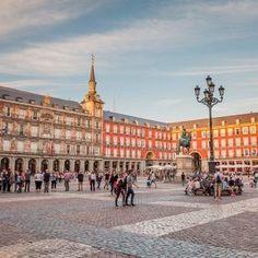 MadridTours for Muslim Travelers | Halal Tourism Specialists www.safarsalamatours.com #madrid #tourism #spain #unesco
