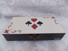Caixa de baralho – 251 | Arte MDF