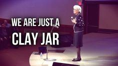 """We Are Just a Clay Jar"" - Sister Vesta Mangun"