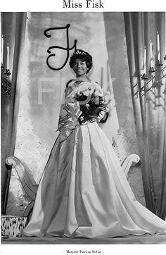 Miss Fisk, Majorie Patricia McCoy