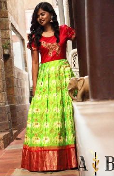 Half Saree Lehenga, Kids Lehenga, Anarkali Dress, Fancy Blouse Designs, Bridal Blouse Designs, Ikkat Dresses, Kids Dress Wear, Long Gown Dress, Skirts For Kids