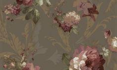 Tapet vinil verde rosu floral 1208 Cristina Masi Carlotta Floral, Painting, Collection, Design, Art, Christians, Art Background, Flowers, Painting Art