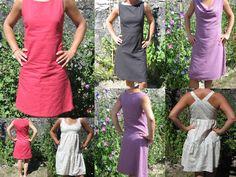 tuto couture robe droite 8