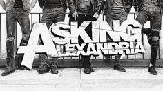 asking alexandria hd background