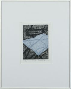Ulla Rantanen, 1991, 24x18 cm, edition 37/50 - Hagelstam A128