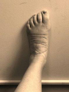 Torture Ballerina Feet, Beauty, Ballet Feet, Beauty Illustration