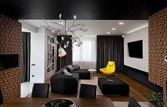 Graphite Penthouse by Denis Rakaev