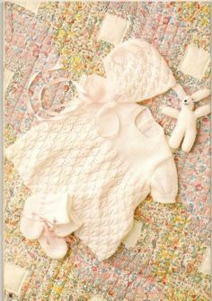 Patons 851 Baby Knits in Fairytale : Free Download, Borrow, and Streaming : Internet Archive