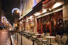 rue vieille du temple paris